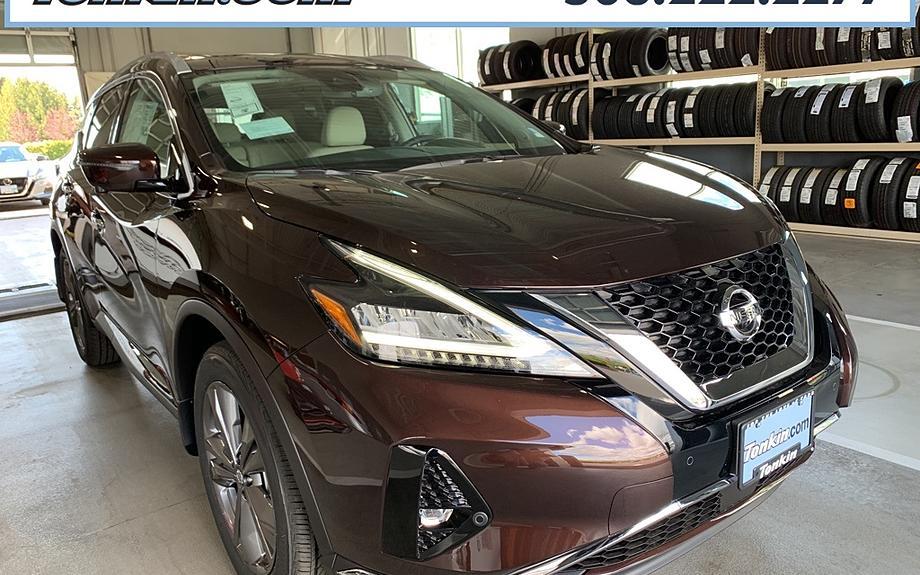 New 2021 Nissan Murano - Tonkin2U Portland, OR