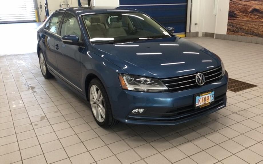 Certified 2017 Volkswagen Jetta - Kendall Volkswagen of Anchorage Anchorage, AK