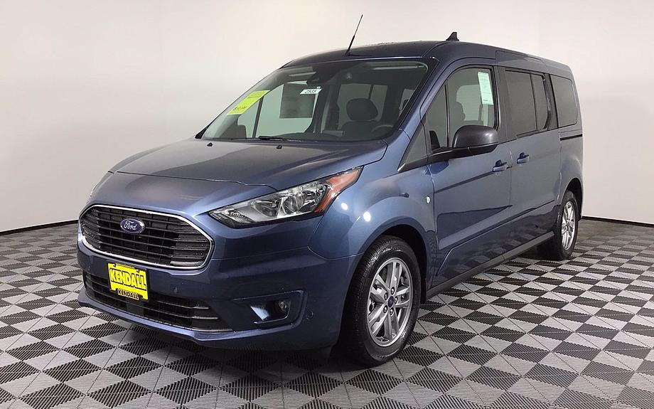 New 2021 Ford Transit Connect Wagon XLT