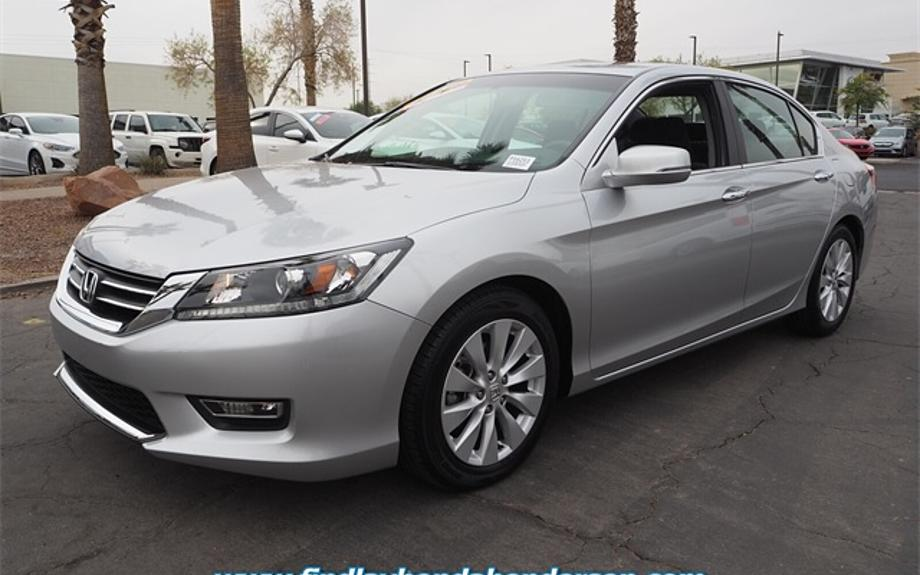 Pre-Owned 2013 Honda Accord Sdn