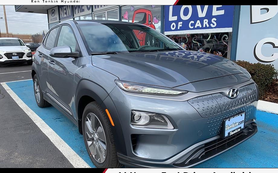 New 2021 Hyundai Kona EV - Ron Tonkin Hyundai Gresham, OR