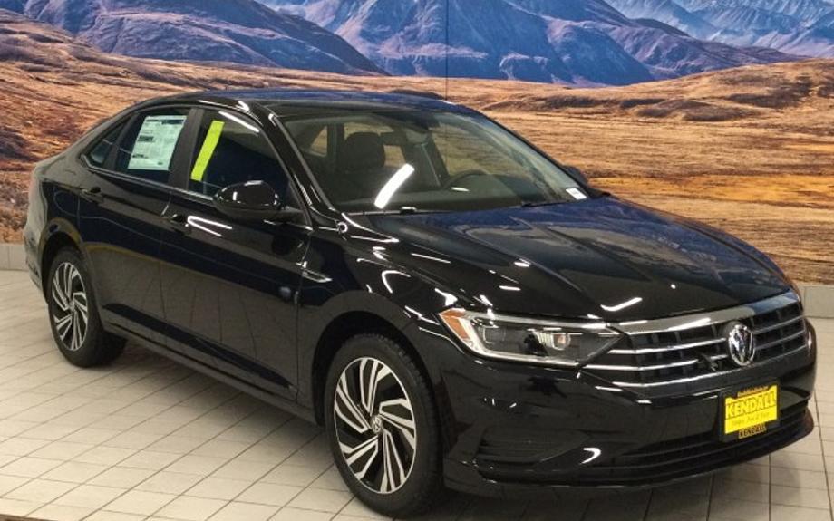 New 2021 Volkswagen Jetta - Kendall Volkswagen of Anchorage Anchorage, AK