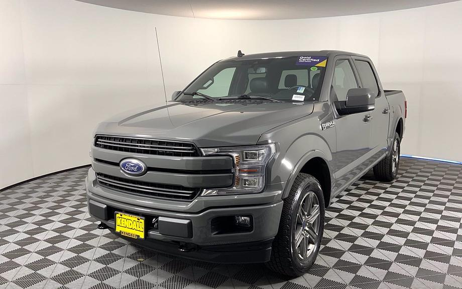 Certified 2020 Ford F-150 - Kendall Ford of Marysville Marysville, WA