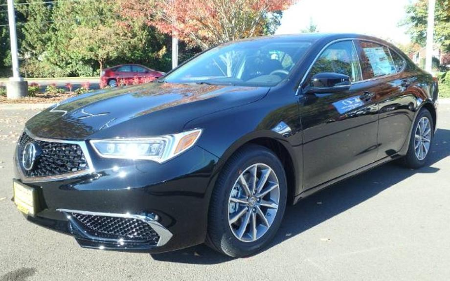 Certified 2018 Acura TLX w/Technology Pkg