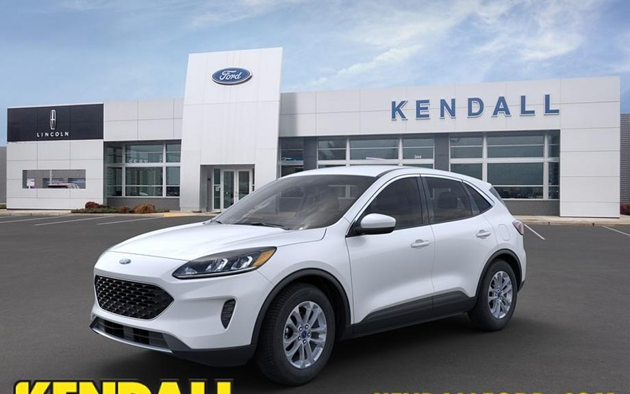 New 2021 Ford Escape - Kendall Ford of Eugene Eugene, OR