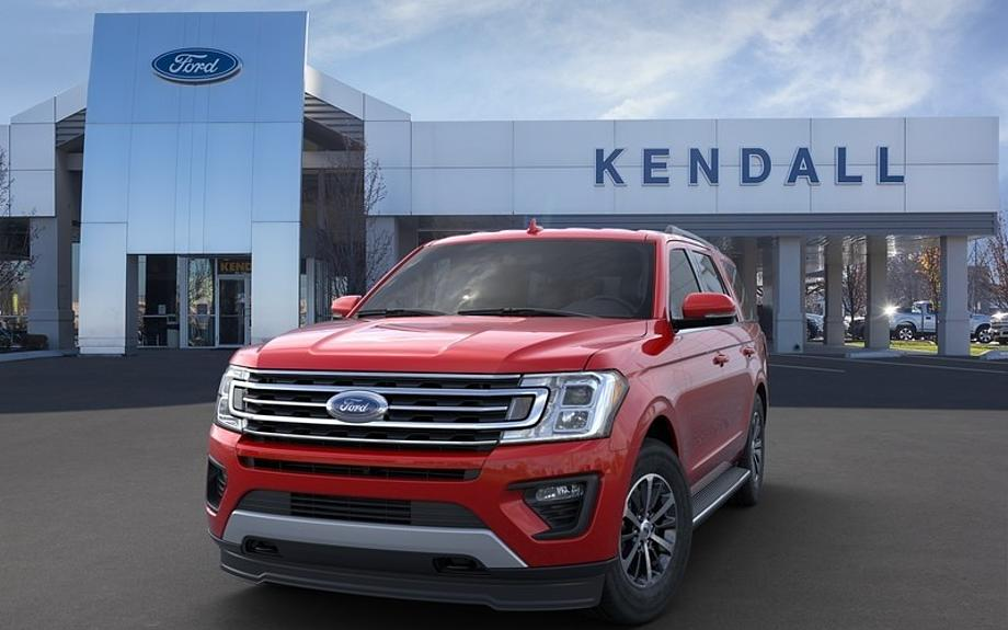 New 2021 Ford Expedition - Kendall Ford of Meridian Meridian, ID
