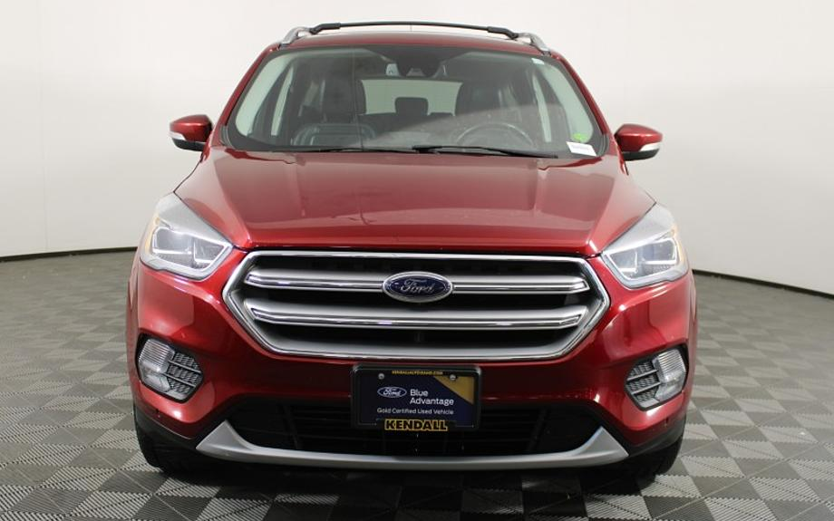 Certified 2017 Ford Escape - Kendall Ford of Meridian Meridian, ID
