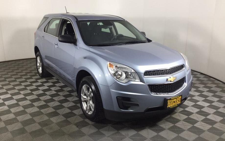 Used 2015 Chevrolet Equinox - Kendall Ford of Anchorage Anchorage, AK