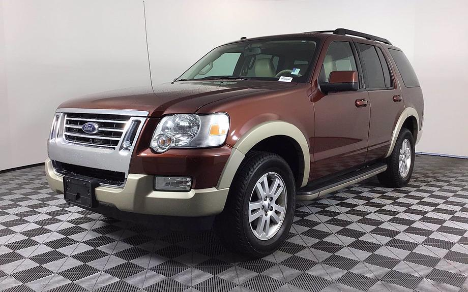 Pre-Owned 2009 Ford Explorer