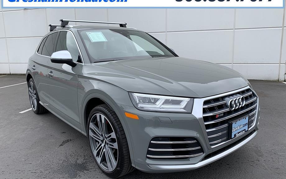 Used 2019 Audi SQ5 - Tonkin2U Portland, OR