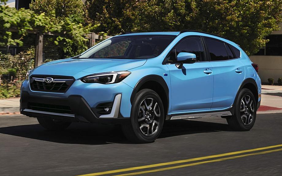 New 2021 Subaru Crosstrek Hybrid - Gresham Subaru Gresham, OR
