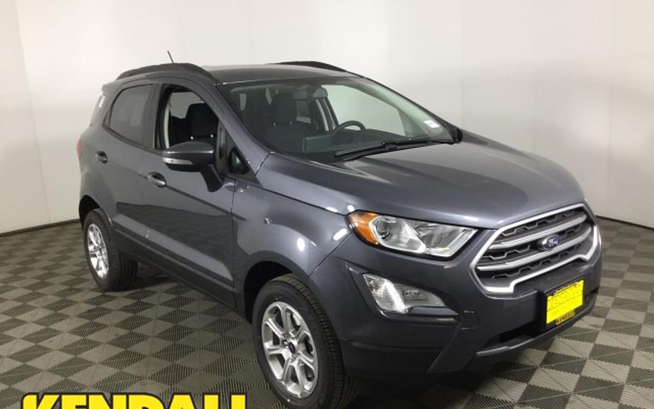 New 2021 Ford EcoSport - Kendall Ford of Anchorage Anchorage, AK