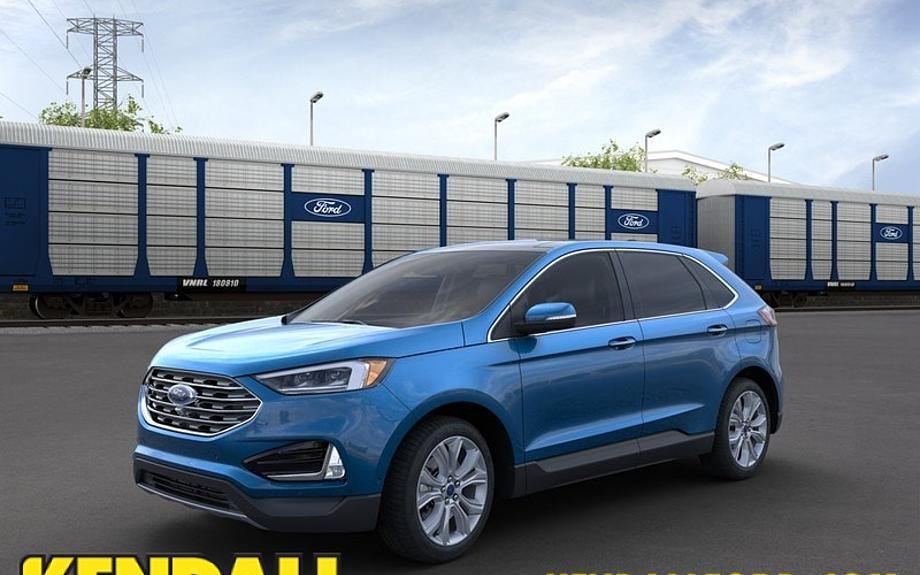 New 2021 Ford Edge - Kendall Ford of Eugene Eugene, OR