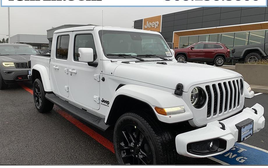 New 2021 Jeep Gladiator