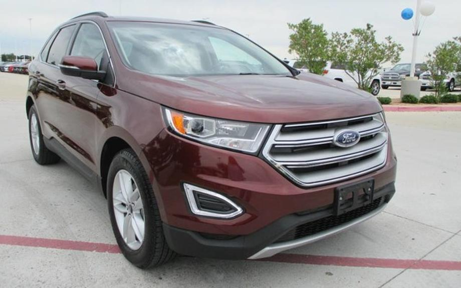 Ford Edge Sel Sport Utility D