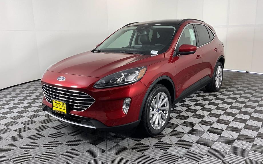 New 2021 Ford Escape - Kendall Ford of Marysville Marysville, WA