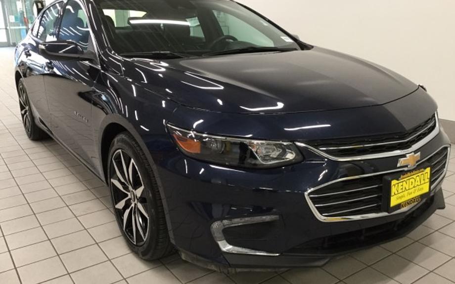 Used 2018 Chevrolet Malibu - Kendall Volkswagen of Anchorage Anchorage, AK