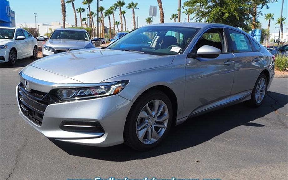 New 2020 Honda Accord Sedan