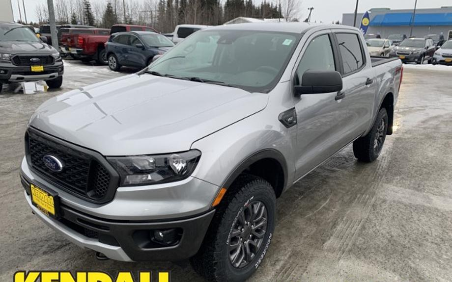 New 2020 Ford Ranger - Kendall Ford of Kenai Kenai, AK