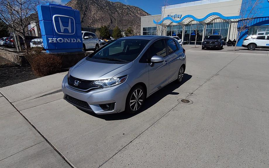 Pre-Owned 2017 Honda Fit