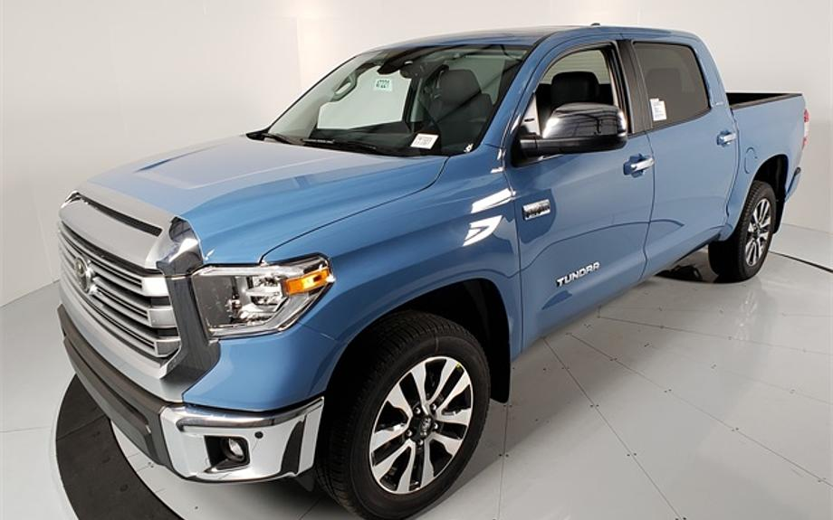 New 2021 Toyota Tundra 4WD Limited