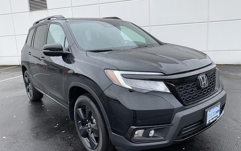 New 2020 Honda Passport - Tonkin Gresham Honda Gresham, OR