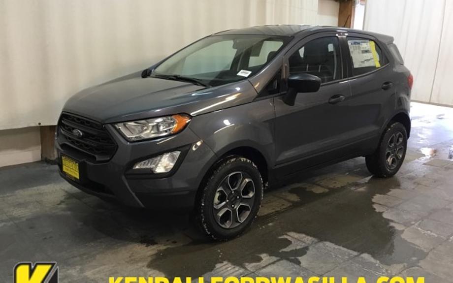 New 2021 Ford EcoSport - Kendall Ford of Wasilla Wasilla, AK