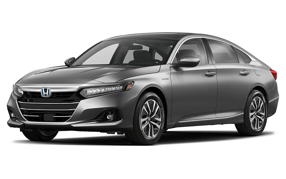 New 2021 Honda Accord Hybrid