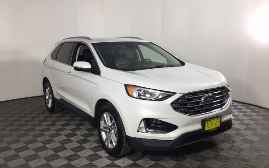 Certified 2020 Ford Edge - Kendall Ford of Anchorage Anchorage, AK