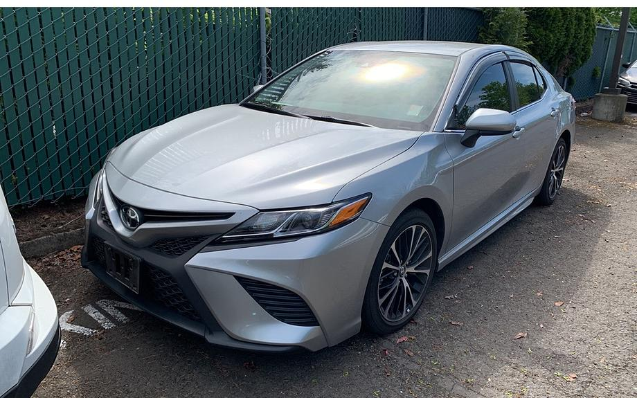 Certified 2019 Toyota Camry - Ron Tonkin Toyota Portland, OR