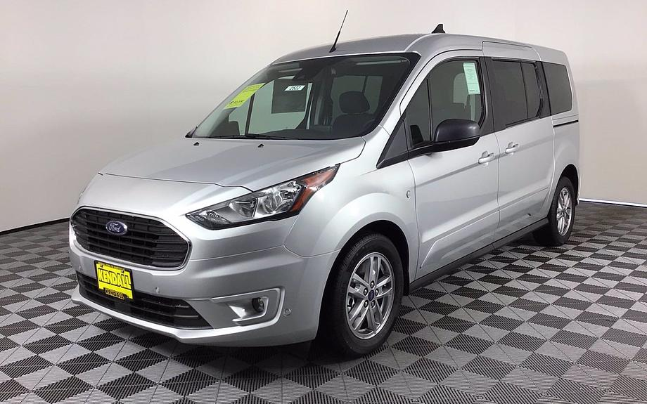 New 2021 Ford Transit Connect Wagon