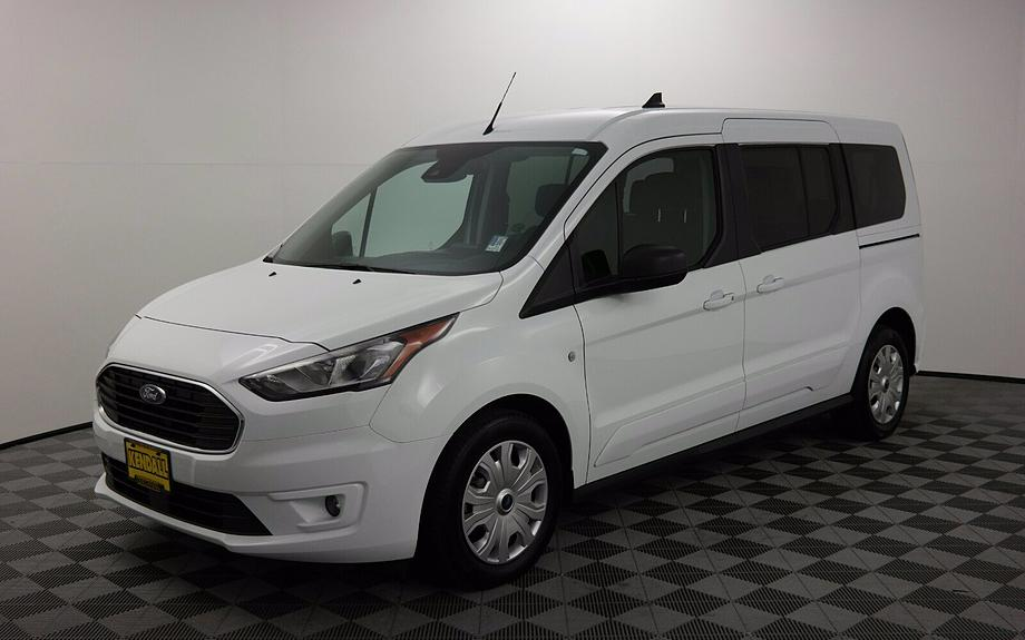 Pre-Owned 2020 Ford Transit Connect Wagon XLT