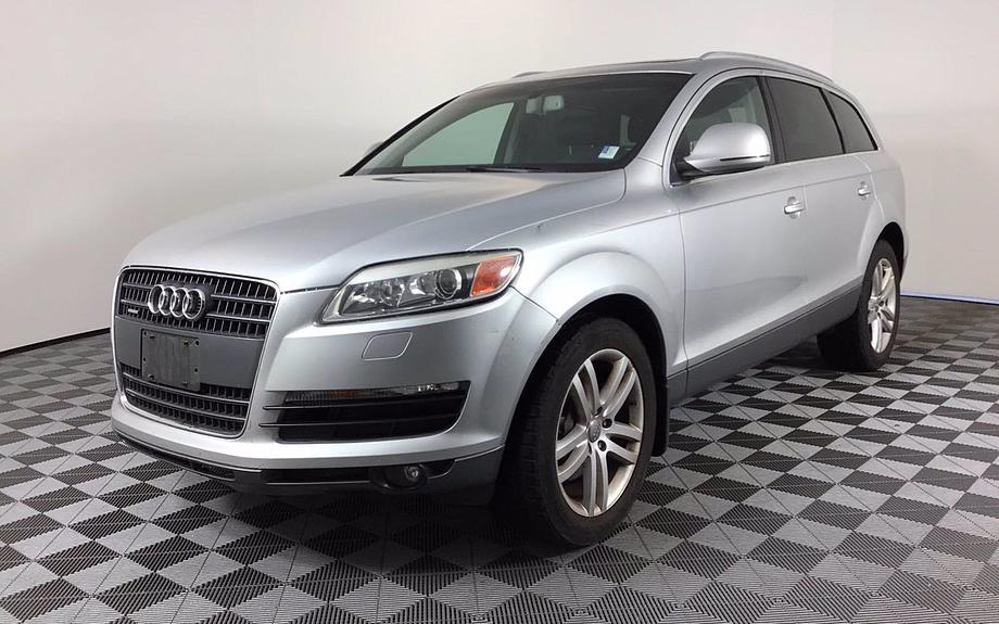 Pre-Owned 2007 Audi Q7