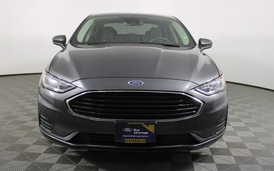 Certified 2020 Ford Fusion - Kendall Ford of Meridian Meridian, ID