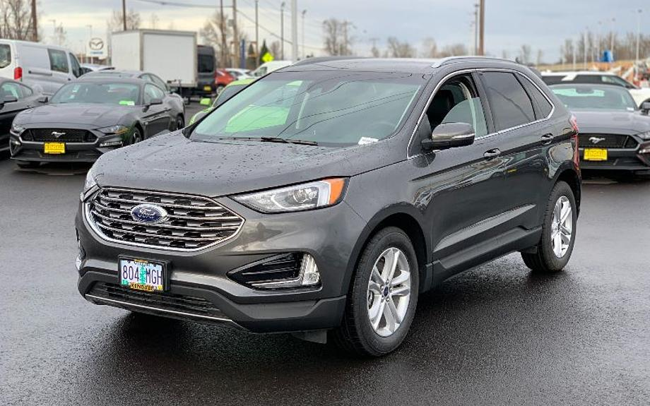 Pre-Owned 2020 Ford Edge