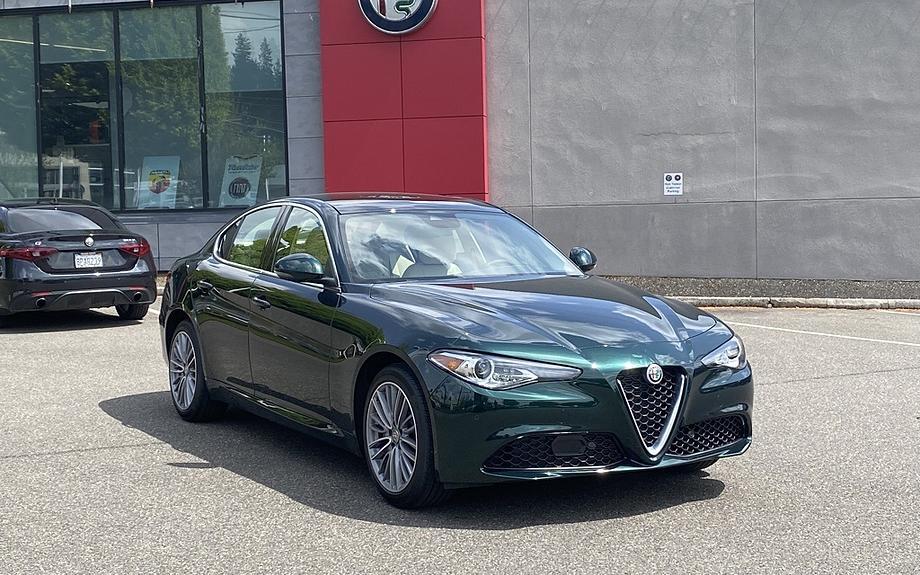 New 2021 Alfa Romeo Giulia - Ron Tonkin Alfa Romeo FIAT Portland, OR