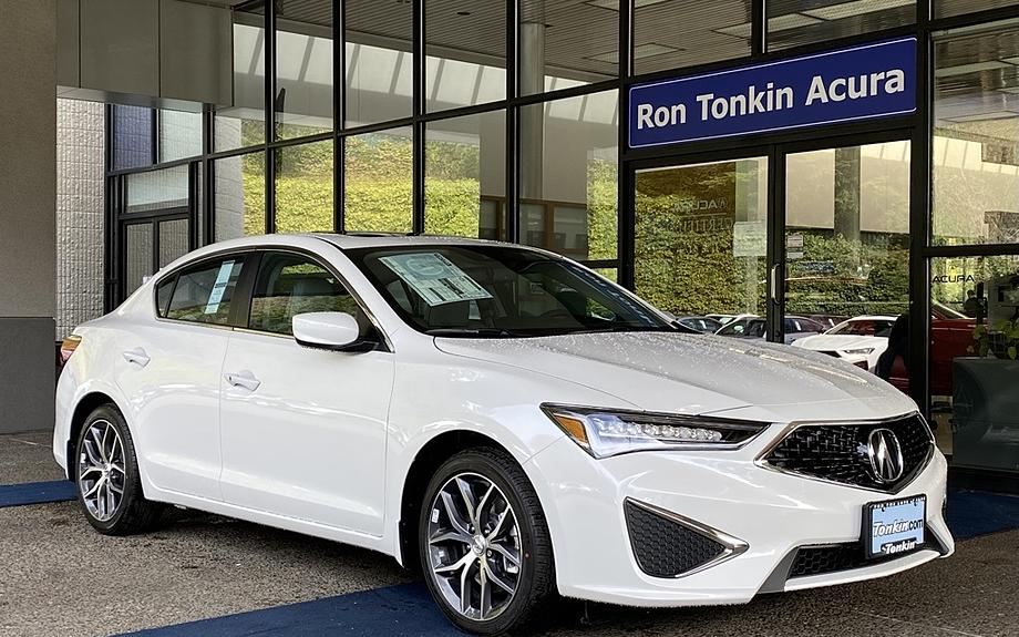 New 2021 Acura ILX - Ron Tonkin Acura Portland, OR