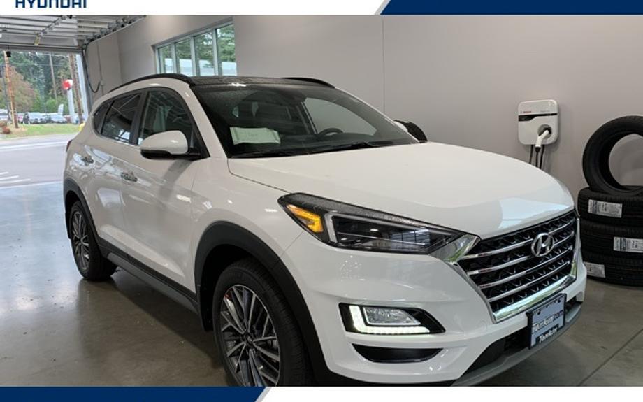 New 2021 Hyundai Tucson Ultimate
