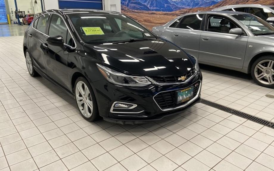 Pre-Owned 2018 Chevrolet Cruze