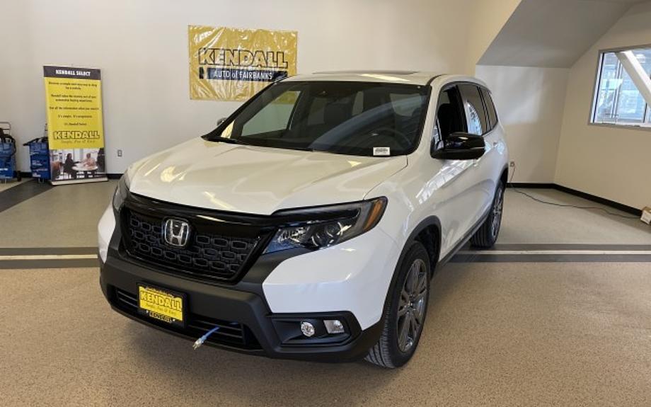 New 2021 Honda Passport - Kendall Honda of Fairbanks Fairbanks, AK