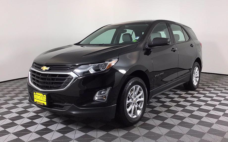 Pre-Owned 2018 Chevrolet Equinox