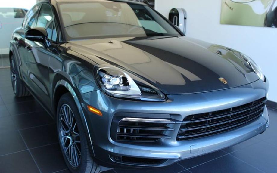 New 2021 Porsche Cayenne Coupe AWD