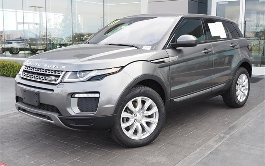 Pre-Owned 2017 Land Rover Range Rover Evoque