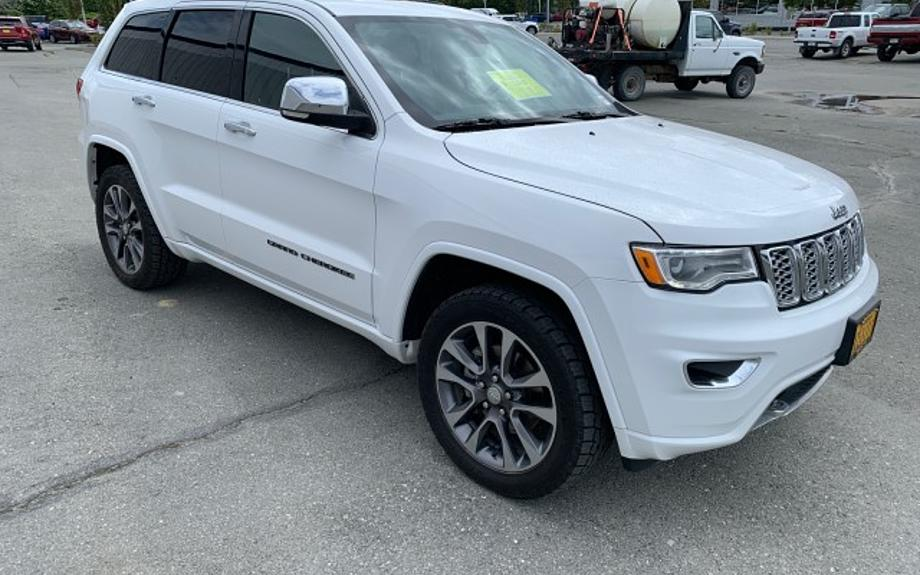 Used 2018 Jeep Grand Cherokee - Kendall Ford of Anchorage Anchorage, AK