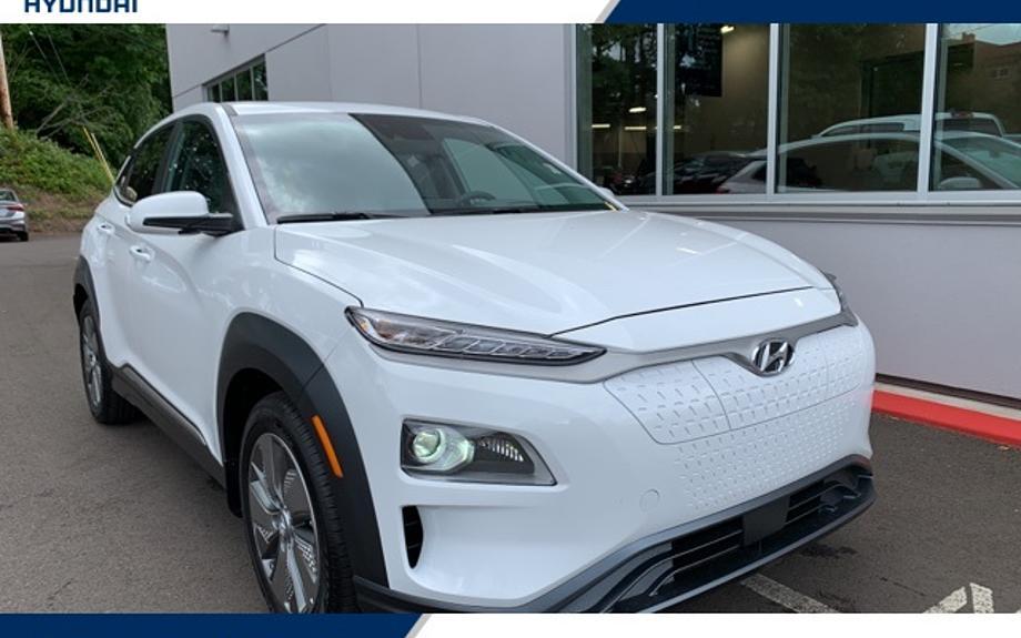 New 2021 Hyundai Kona EV - Tonkin Gladstone Hyundai Gladstone, OR