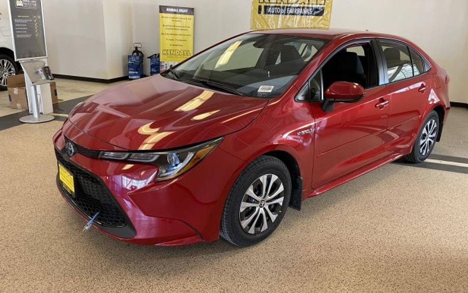 New 2021 Toyota Corolla - Kendall Toyota of Fairbanks Fairbanks, AK