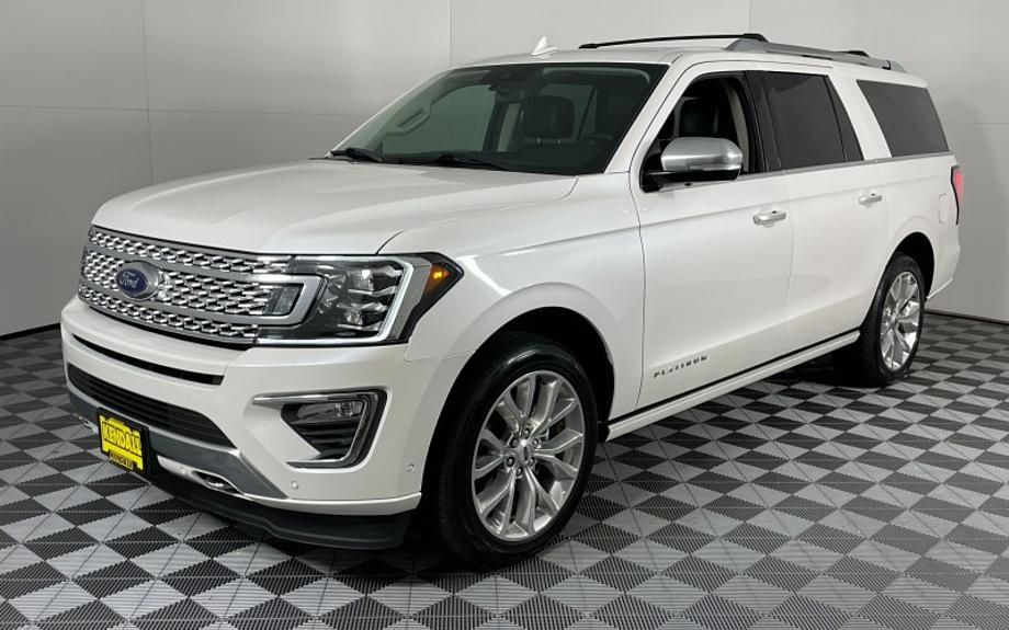 Pre-Owned 2019 Ford Expedition Max