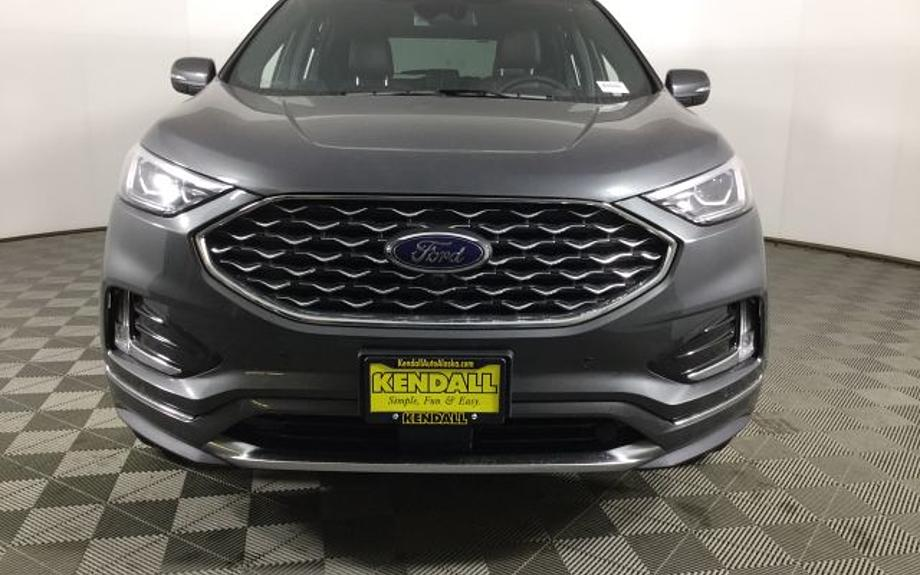 New 2020 Ford Edge - Kendall Ford of Anchorage Anchorage, AK
