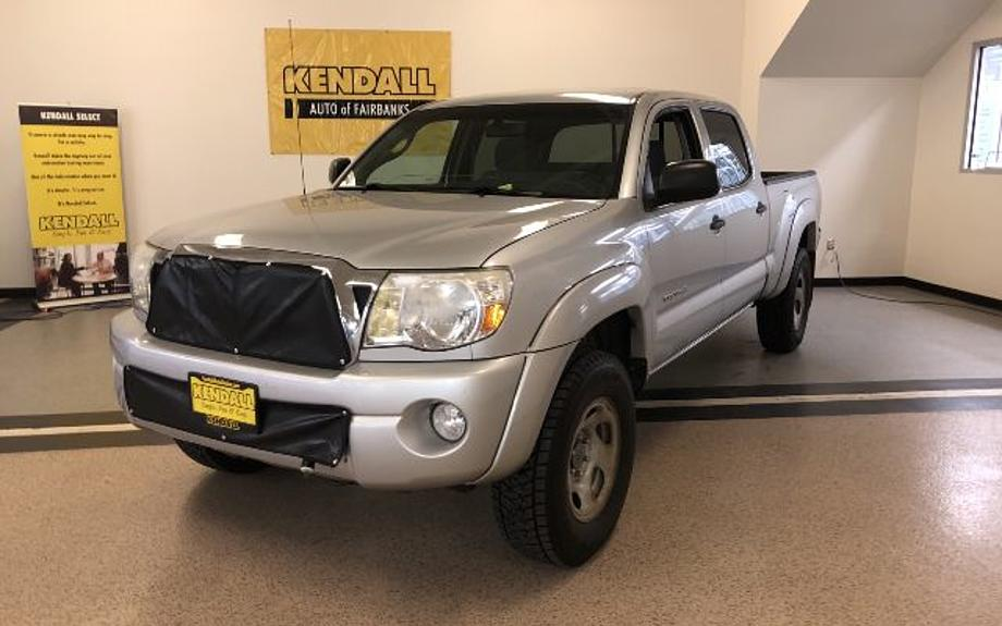 Pre-Owned 2007 Toyota Tacoma 4WD Double 141 V6 AT (Natl)