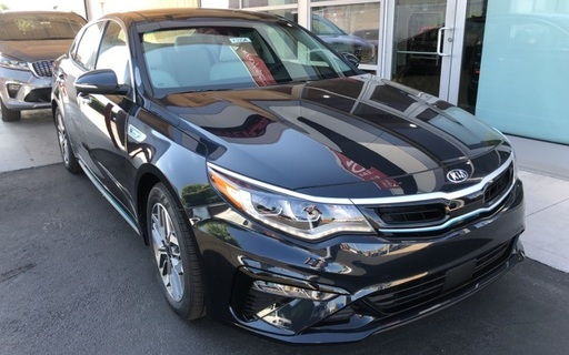 Joydrive : 2020 Kia Optima Hybrid EX